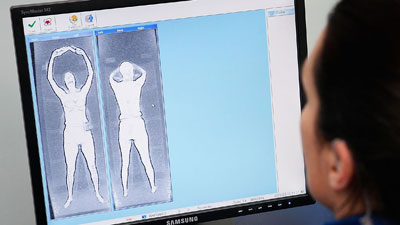 Airport body scanners dangers |