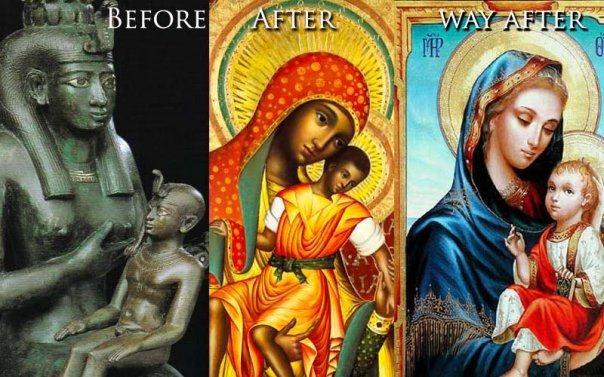 isis_horus_to_mary_jesus