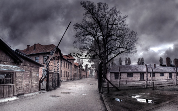 Entrance-to-Auschitz-Concentration-Camp-Wallpaper-Widescreen-1280x800