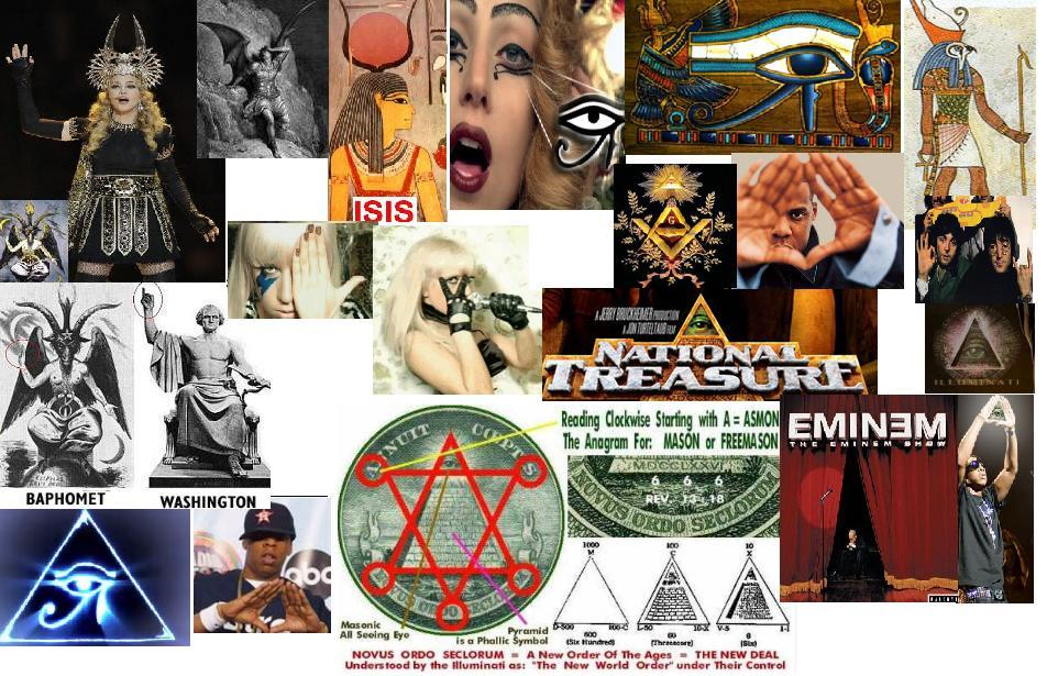 Image result for satanism is everywhere