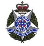 Victoria Police- pentagon, facing down